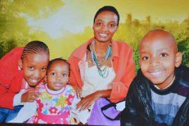 Tragedy As Kenyan Family Mourns, Bids all their Children Final Goodbye