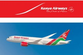 Kenya Airways special rates and offers to some African destinations until 20 Jan 2019