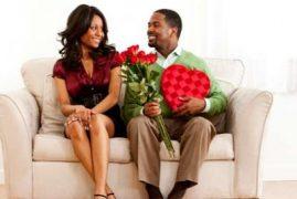 Men love women who like presents!