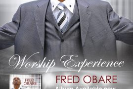 Fred Obare – Capturing the sound and rhythm of Worship