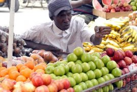 Kenya's inflation falls to 5.0% year-on-year in August