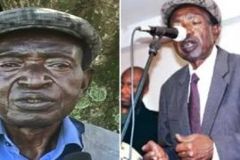 Sasa ni Lunch time hit-maker Gabriel Omolo dies aged 79 in Busia