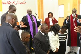 All Nations Presbyterian Church,Convention One Year Celebration