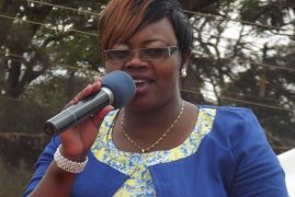 Ex-Radio presenter GathoniWa Muchomba declared Jubilee Kiambu Woman representative