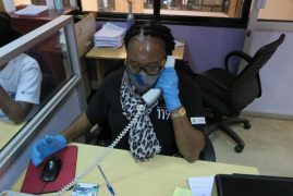 Someone to talk to: in Kenya, a hotline for women—and men—in crisis
