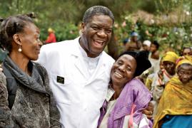 Dr Denis Mukwege:Nobel Prize winner battling sexual violence requires 24-hour protection