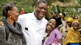 Dr Denis Mukwege:Nobel Prize winner battling sexual violence requires 24-hour protection