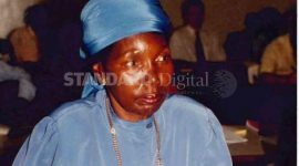 Literary icon Grace Ogot passes on after an illness