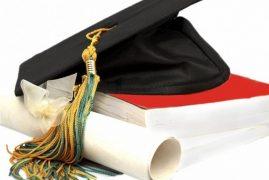 22 inmates graduate with Theology diplomas