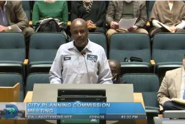 "American Businessman's Appeal to the City of Dallas: ""Don't Zone Me Out of Business"" +Video"