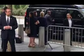 VIDEO Shows Hillary Clinton Collapse As She's Rushed From 9/11 Memorial Service