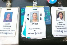 From janitor to nurse practitioner at the same hospital