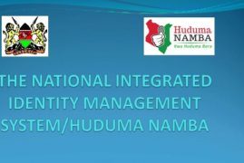 KENYA EMBASSY, WASHINGTON DC IMPORTANT ANNOUNCEMENT HUDUMA NUMBER