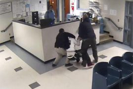 Video shows jail tussle between ICE agents, Kenyan immigrant