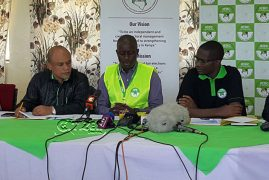 'Kenya Diaspora group want IEBC commissioners to resign