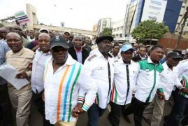 Raila declines IEBC invitation for talks on 2017 polls