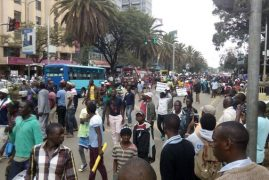 Video:IG Boinett has warned Cord leaders against staging their protests
