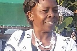 Death Announcement/Thanksgiving – Memorial Service of Jane Wanjiku Ndimu