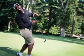 Highlights,3rd Annual Safari Boston Golf Championship Tournament