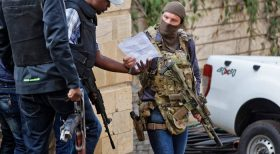 Mystery Pirate Patch-Wearing Special Operator Jumped In To Help Kenyans During Hotel Attack