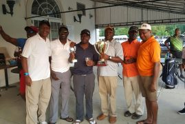 Uzalendo golf tournament brings together the entire Safari Golf Chapters community Together