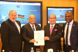 New honorary consul plans to boost trade relations with Kenya