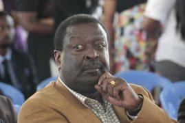 Mudavadi hunts for 2022 running mate from Mt Kenya region