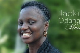 Jackie Odanga's music is inspired by God and Luhya tradition