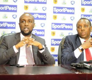 Who are the Kenyan shareholders in SportPesa?