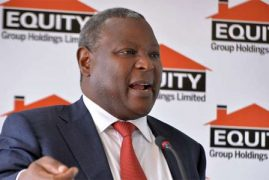 Equity Bank high school fees beneficiaries hit 14,368 in eight years