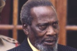 Only Country Jomo Kenyatta Flew to as President