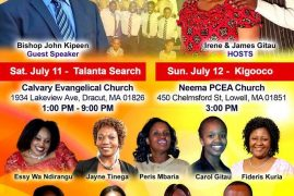 Welcoming you this coming Sunday at Neema PCEA church ,it's all about Praise and Worship
