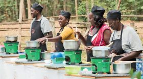 Kenya gets international recognition for promotion of clean cooking