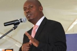 Kabogo's Message to President Uhuru and Raila