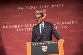 President Kagame speaks on democracy at the Harvard Institute of Politics | Boston, 26 February 2016
