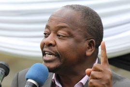 This man Mutahi Kagwe