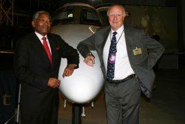 Bill Parkinson: 'Liar' who set off Kenya, Seychelles clash