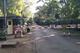 No activity at Raila's Karen home