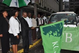 KCB sponsors 105 on trip to Israel
