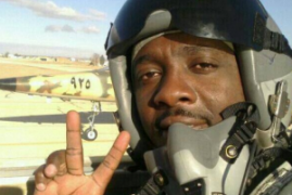 KDF's Major Jonothan Otongo, Killed 89 Foreign Terrorist Before Crash Saving Kenya From Terror