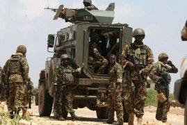 Uhuru pays tribute to KDF soldiers killed in Somalia, says mission still on:#63isnotjustanumber