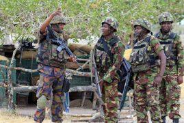 KDF soldiers kill Shabaab commander Bashe Nure