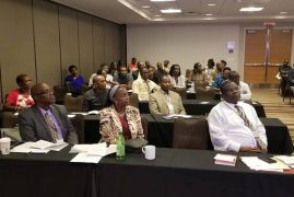 Kenyan Scholars in the US and Canada Resolve to Work with the Government to Improve Education in Kenya
