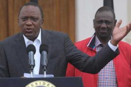 Kenya can't afford to use billions of shillings to please three men, State House says