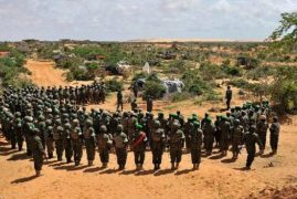 Al Shabaab attacks Kenyan soldiers base in Somalia