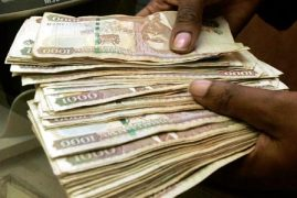 Time To Send Money Home? Shilling Falls Again Against Dollar