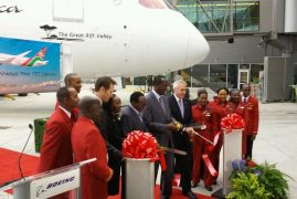 Direct Flights from Kenya to the US to Begin by May