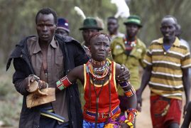 Christian Attorneys In Africa Fight to Stop Sexual Slavery and Child Marriage In Kenya
