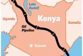 Kenyan Oil-Pipeline Accord With Uganda Paves Way for Exports