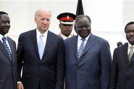 What Joe Biden promised Kenya's president during phone call